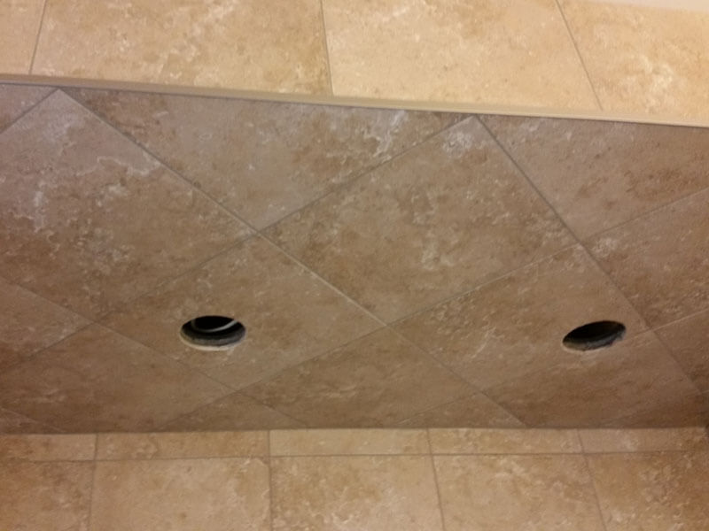 Shower Ceiling